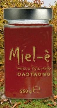 Miele di Castagno, Miel-è, 250gr