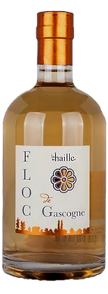 Domaine de la Haille - Floc de Gascogne Blanc - 0,5 lt
