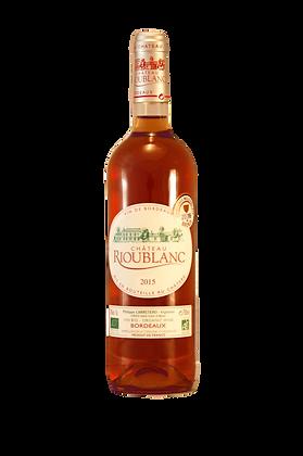 Chatêau Rioublanc - Bordeaux Supèrieur Rosé