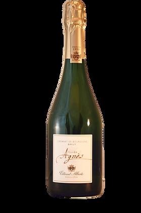 """Vitteau Alberti - Cremant de Bourgogne """"Cuvée Agnès"""""""