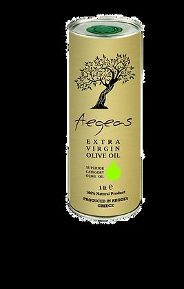 Aegeas Olio extra vergine d'oliva, GOLD , 500ml
