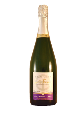 Eric Therrey Champagne Carte Blanche Brut