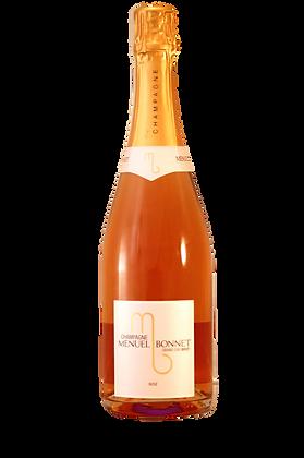 Champagne Menuel Bonnet Grand Cru Rose