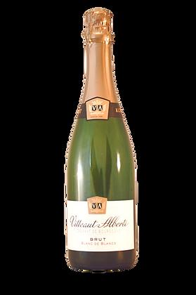 Vitteau Alberti - Cremant de Bourgogne Blanc de Blancs Brut