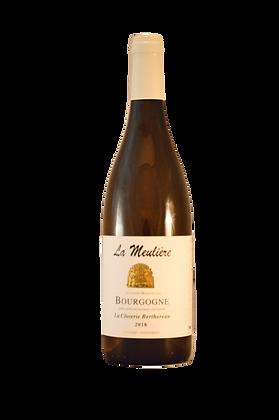 Domaine de la Meuliére - Bourgogne Blanc - La Closerie Berthereau