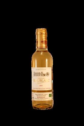 Chatêau Rioublanc - Bordeaux Supèrieur Moelleux 0,375 ml