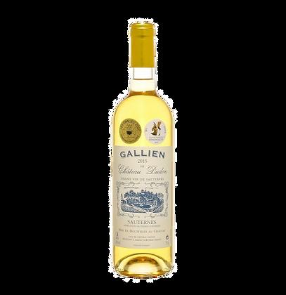 Chateau Dudon -  Gallien Sauternes 2015