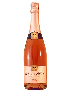 Vitteau Alberti - Cremant de Bourgogne Rosè Brut