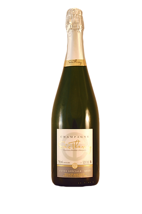 Eric Therrey Champagne Cuvèe Speciale Brut