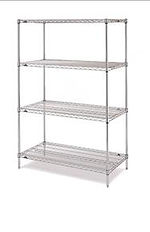 WIRE SHELVING UNIT DIFFERENT SIZE ONLY.j