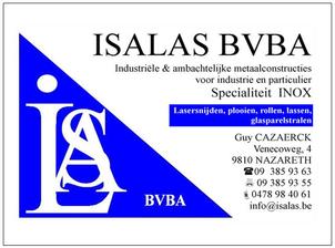 ISALAS BVBA