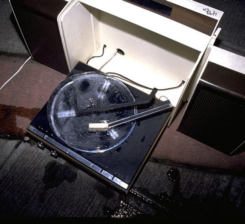 Ice Record (Performance)