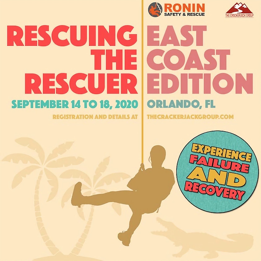 Rescuing the Rescuer - ORLANDO  - with Ronin Rescue