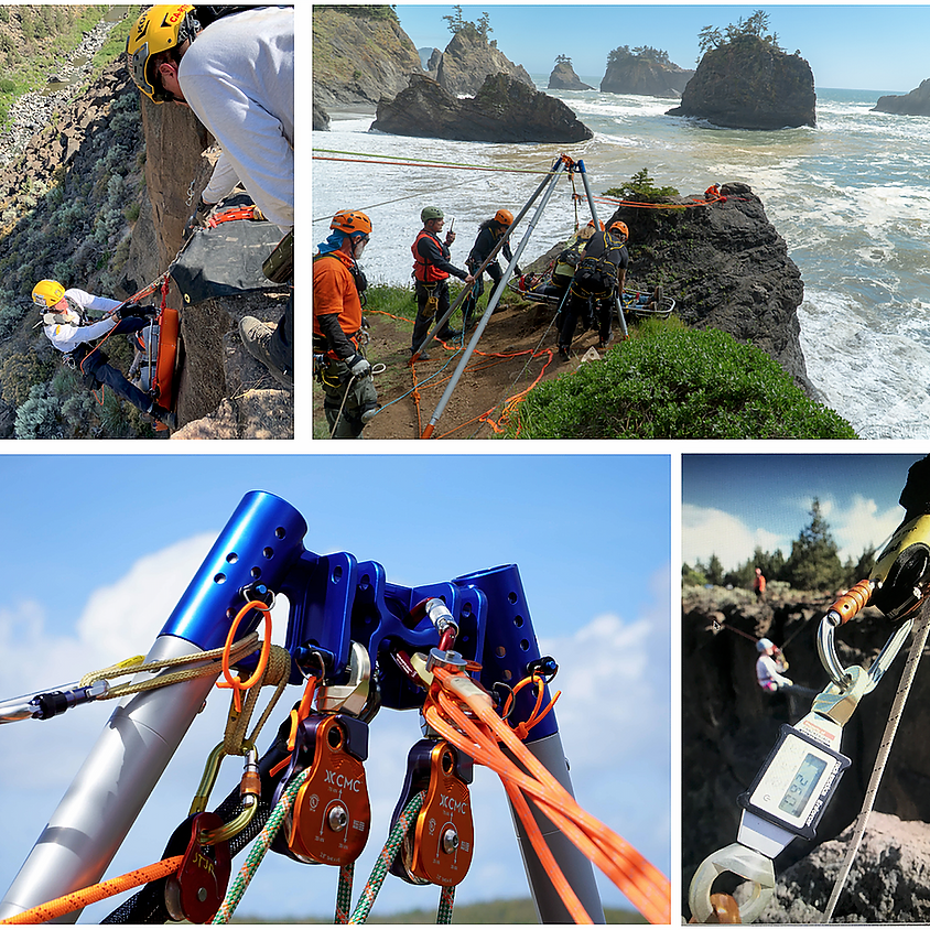 Advanced Rigging and Rescue Workshop