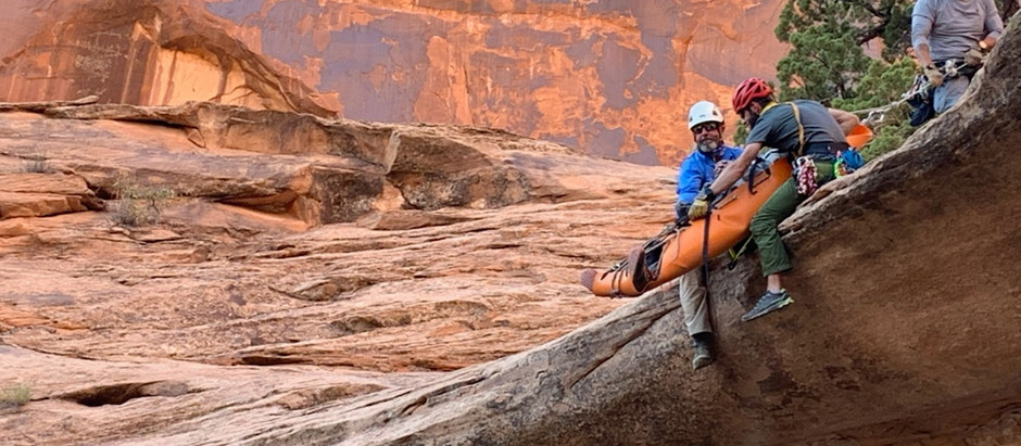 Lightweight Rescue - Moab May 10-14 2021