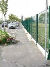Landier paysagiste clôture loire et cher (41)