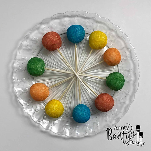 Party Cake Pops