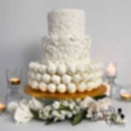 Floral Wedding Cake Image 5 with Logo LR