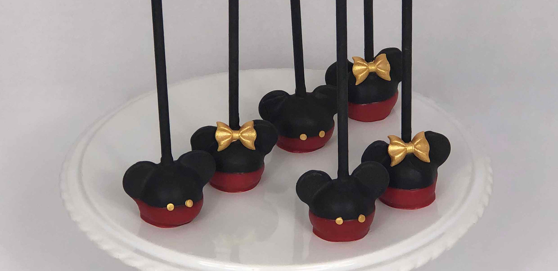 Minnie and Mickey Pops Image 2 with LOGO