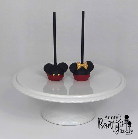 Minnie and Mickey Pops Image 4 with LOGO