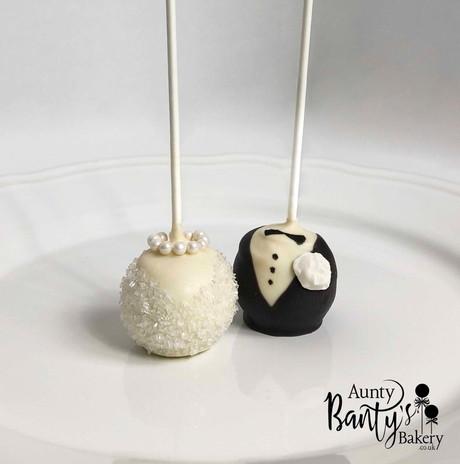 Bride & Groom Pops Image 4 with Logo LR.