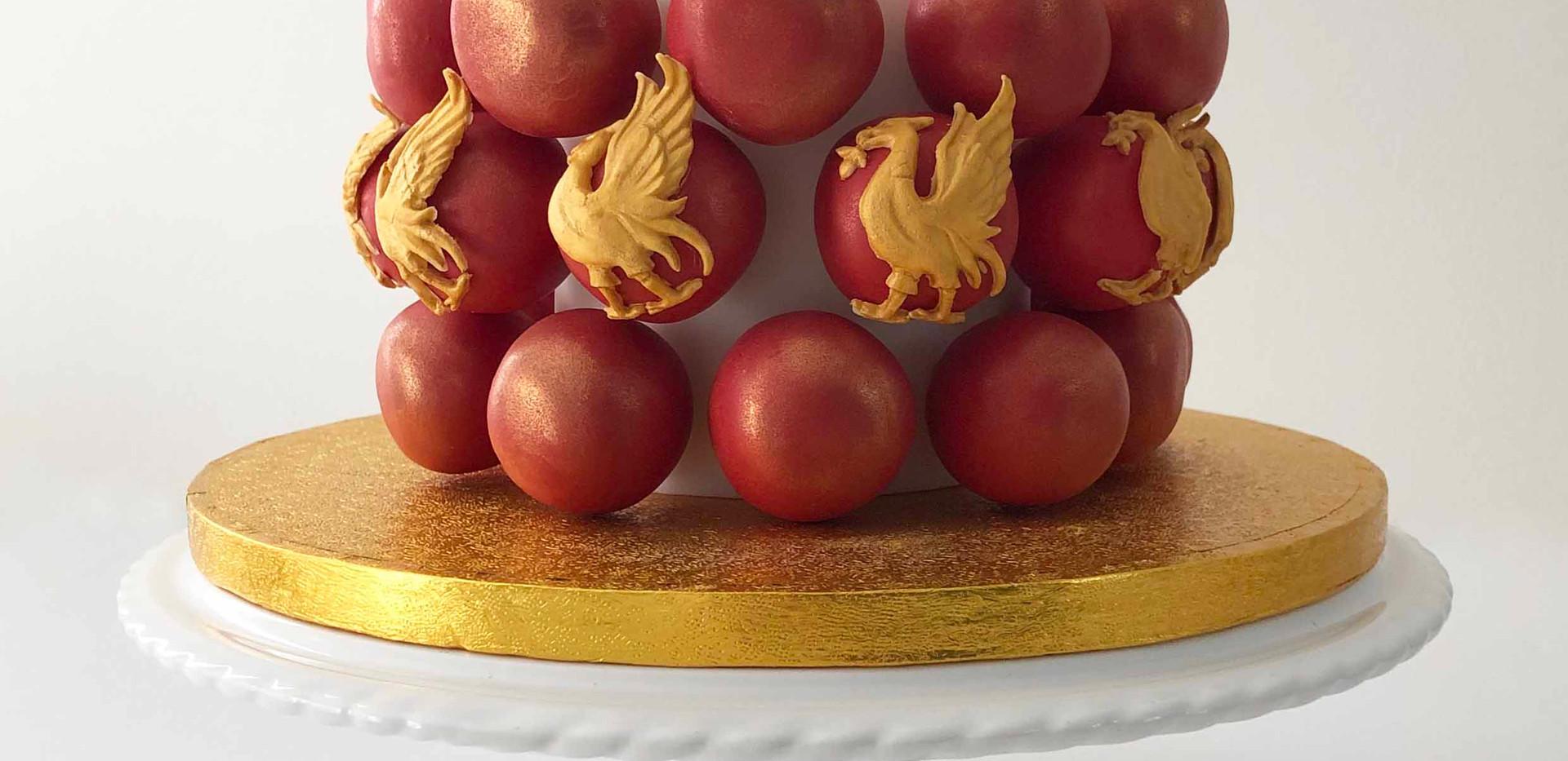 Liverpool Celebration Cake Image 4 with