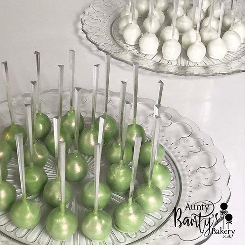 Mini Cake Pops - Choose A Colour