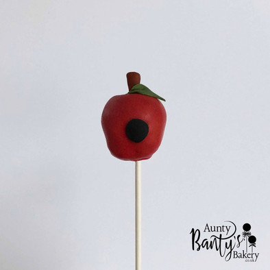 Apple Pop from Hungry Caterpillar