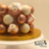 Rose Golf Floral Celebration Cake Pic 4