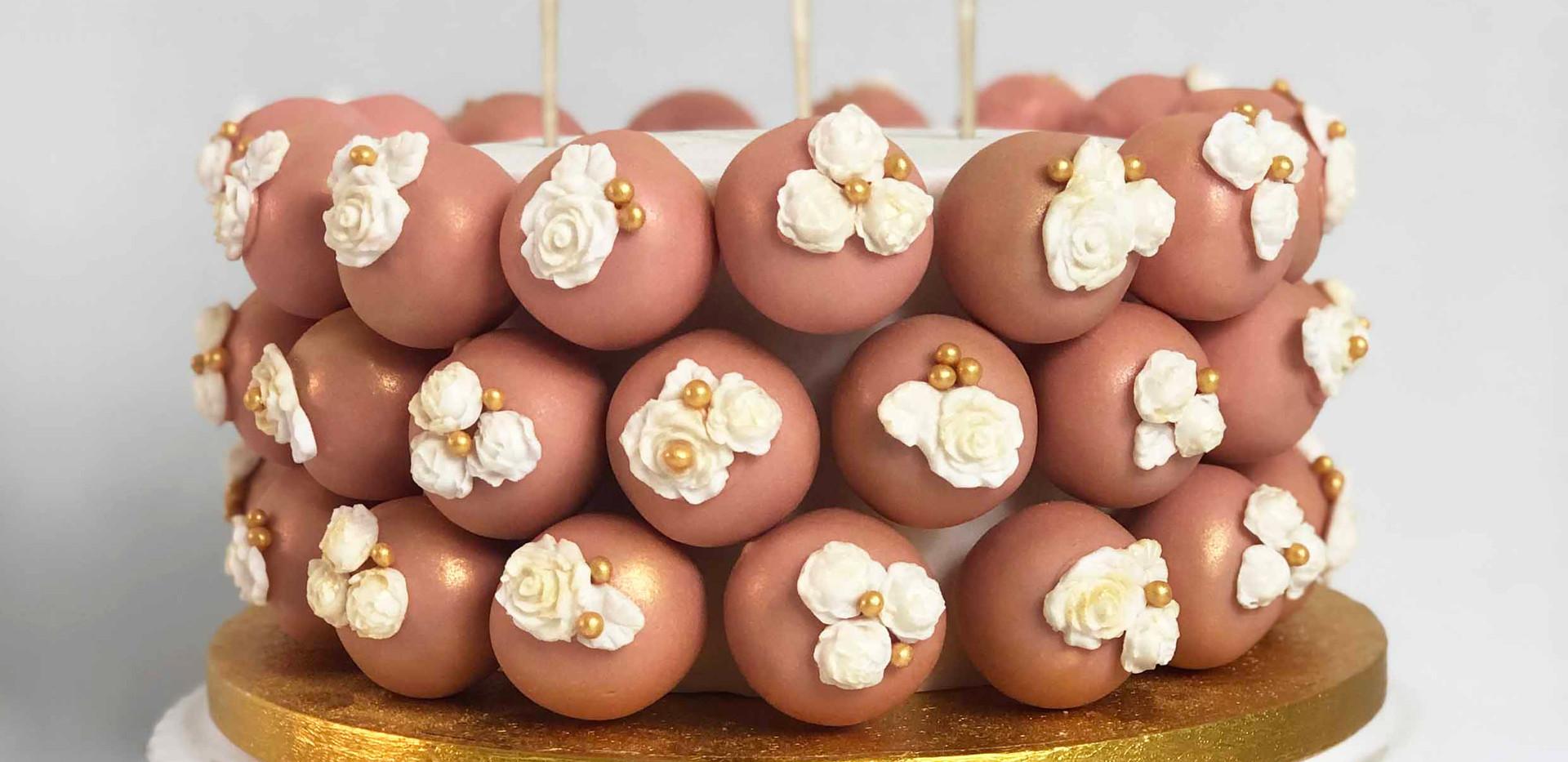 Love Celebration Cake Image 1 with LOGO