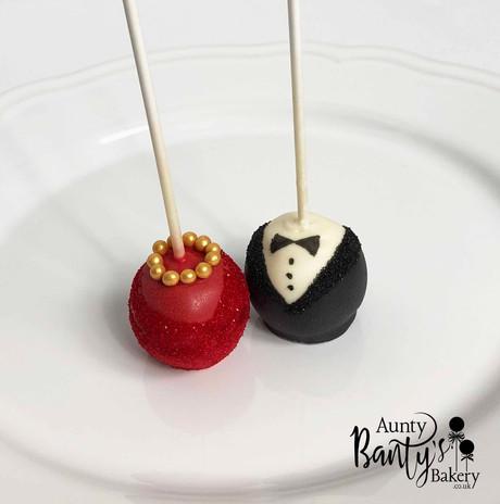 Desi Bride & Groom Pops Image 4 with log