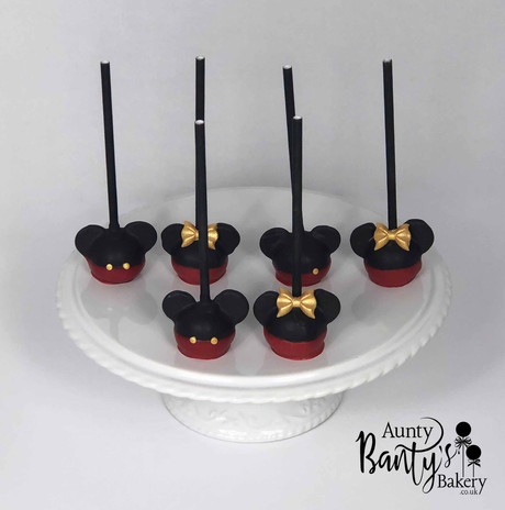 Minnie and Mickey Pops Image 1 with LOGO