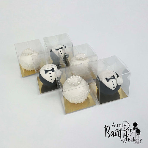 Bride & Groom Boxed Favours