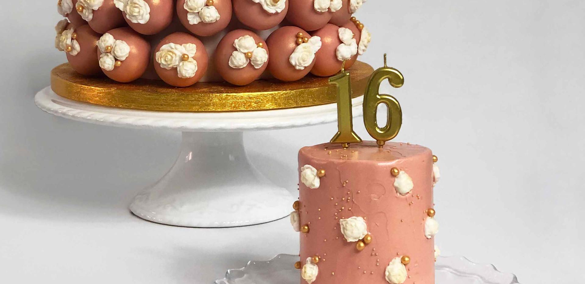 Love Celebration Cake Image 6 with LOGO