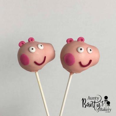 Peppa Pig Pops