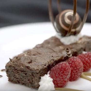 Flour-Less Chocolate Torte