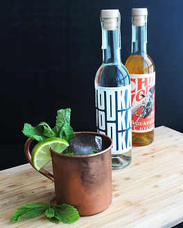 Sons of Vancouver Spicy Moscow Mule