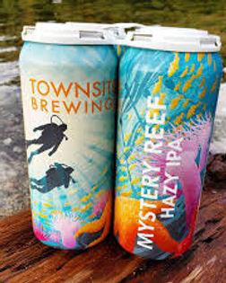 Townsite Brewing Hazy IPA
