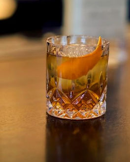 Wolf in the Fog Locals Only Negroni