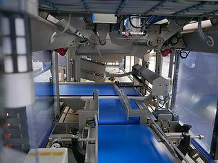 Výroba a montáž automatizovaných liniek.