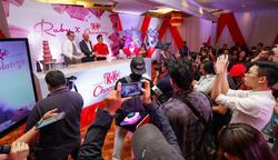 Kit Kat Ruby Launch
