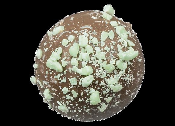 Mint Milk Chocolate Truffles
