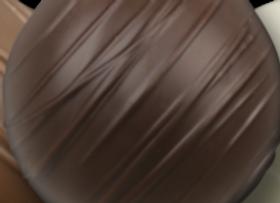 Champagne Dark Chocolate Truffles