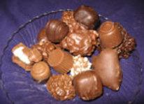 Assorted Chocolate Sampler Box