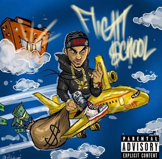 Flee Kevo - Flight School