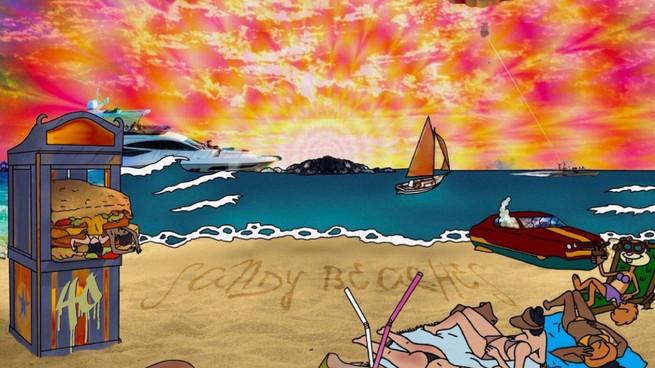 Dunny Ways - Sandy Beaches (The Album)