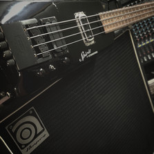 Custom 4-String Blade Humbucker