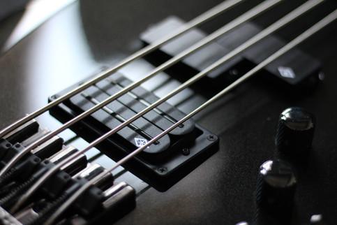 Custom 4-String Bass Set