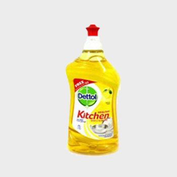 Dettol Kitchen Dish & Slab Gel Lemon Fresh