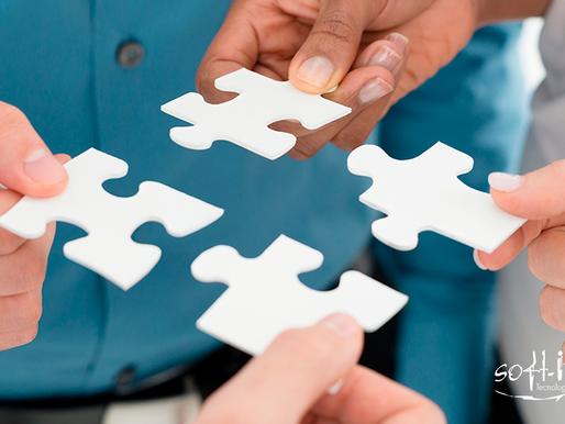 ERP - A integração da logística com diversos departamentos